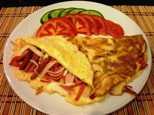 Moston's Special Omlet