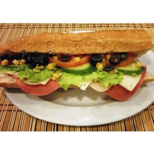 Karışık Soğuk Sandviç