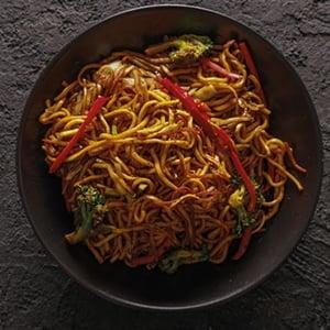 301. Sebzeli Noodle / Vegetables Noodle