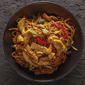 302. Tavuklu Noodle / Chicken Noodle