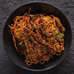 304. Etli Noodle / Beef Noodle