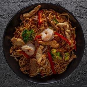 306. Karışık Noodle / Mixed Food Noodle