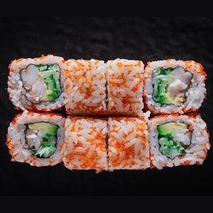 407. California Shrimp Roll (8 Adet)