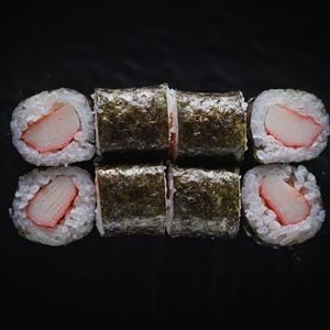 434. Kani Maki Roll (8 Adet)