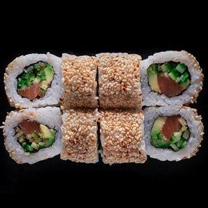 439. Spice Salmon Roll (8 Adet)