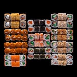 457. Roll Set Kasumi (88 Adet) Menü