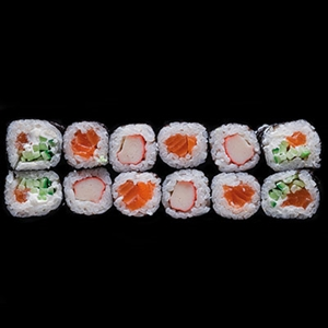 473. Maki Roll (12 Adet) Menü