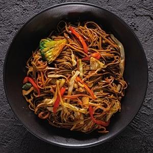 612. Sebzeli Soba Noodle