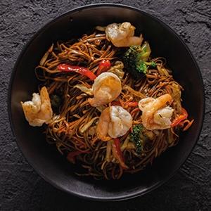 615. Karides Soba Noodle