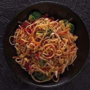620. Sebzeli Rice Noodle