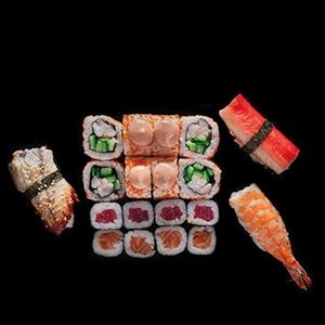 665. Eko Sushi Set (19 Adet)
