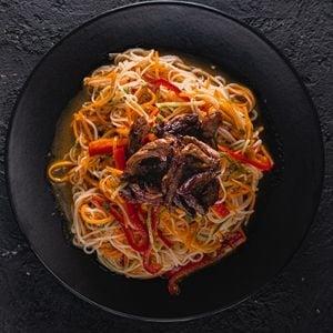 Dana Etli Funçosa Salatası