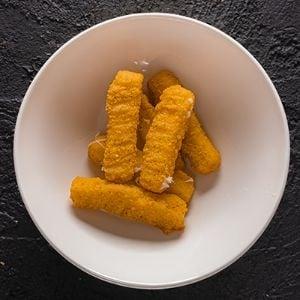 Mozzarella Sticks (6 Adet)