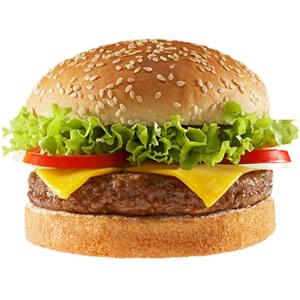Fellas Classic Burger