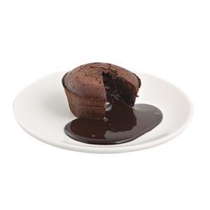 Fırında Çikolatalı Sufle