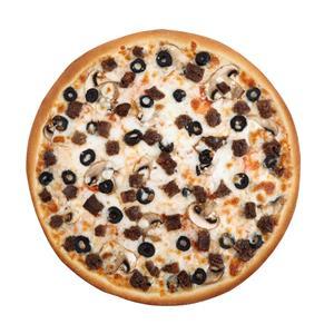 Kavurmalı Pizza (Büyük)