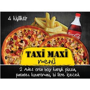 Taxi Maxi Menü (4 kişilik)