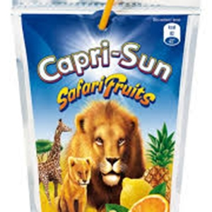 Capri-Sun Safari Fruits (20 cl.)