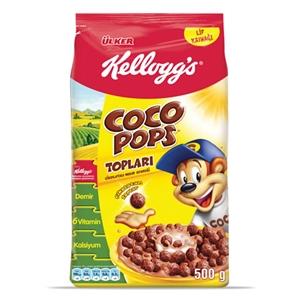 Kellog's Coco Pops Çikolatalı Mısır Gevreği (450 gr.)