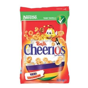 Nestle Cheerios Ballı Tahıl Gevreği (225 gr.)
