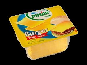 Pınar Burger Dilimli Peynir 26 Dilim