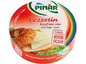 Pınar Üçgen Peynir 8'li