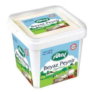 Sütaş Beyaz Peynir (500 gr.)