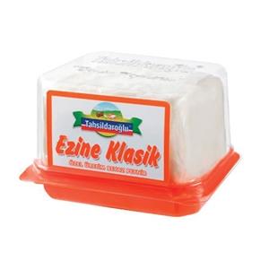 Tahsildaroğlu Ezine Klasik Beyaz Peynir (600 gr.)