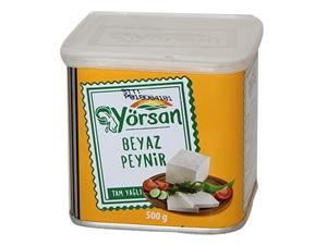 Yörsan Beyaz Peynir (500 gr.)