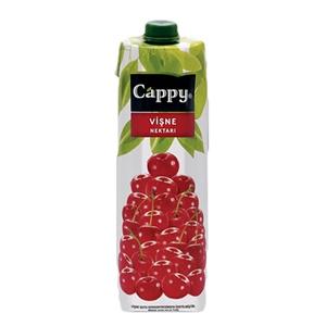 Cappy Vişne Nektarı  (1 L.)