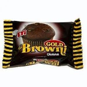 Eti Browni Gold Çikolatalı Kek
