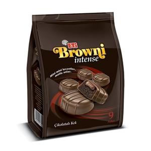 Eti Browni Intense Mini 9'lu Paket KARAMELLİ