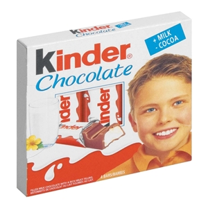 Kinder Chocolate T4 (50 gr.)