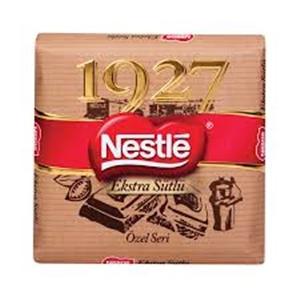 Nestle 1927 Ekstra Sütlü Çikolata (80 gr.)
