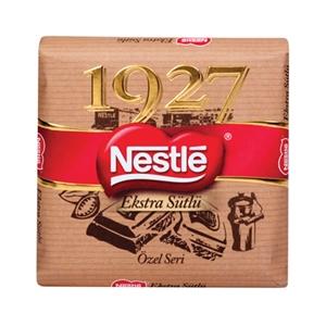 Nestle Ekstra Sütlü Kare Çikolata (80 gr.)