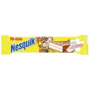 Nestle Nesquik Sütlü Çikolatalı Gofret (32 gr.)