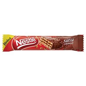 Nestle Sütlü Çikolatalı Gofret (32 gr.)