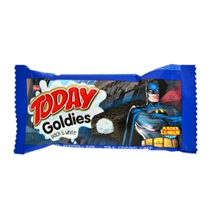 Today Goldies Süt Kremalı Kakaolu Kek