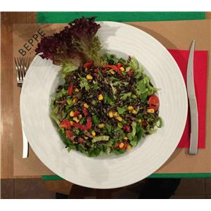 Yaban Pirinci Salatası