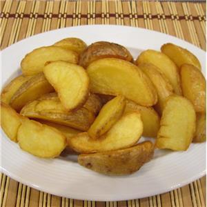 Elma Dilim Patates Kızartma