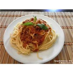 Spagetti Bolonez (Mini)