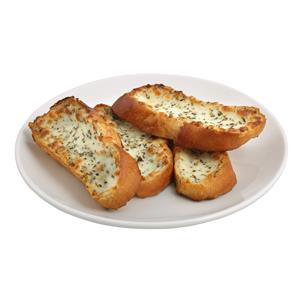 Sarımsaklı Peynirli Ekmek (4 Adet)